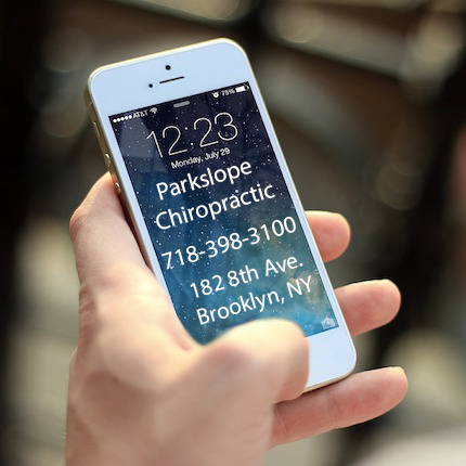 chiropractor Brooklyn NY phone